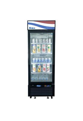Atosa Catering Equipment Mcf8722gr Refrigerator Merchandiser 1 Glass Door