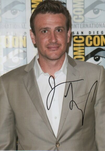 "Jason Segel ""How I Met Your Mother"" Autogramm signed 20x30 cm Bild"