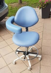 Dental assistants chairs and stool