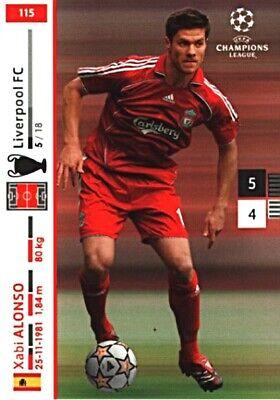 PANINI Champions League 2007/08 - Xabi Alonso - Nr. 115 - Liverpool...