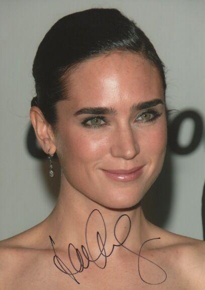 Jennifer Connelly Autogramm signed 20x30 cm Bild
