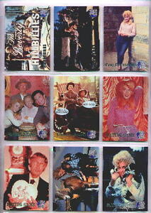 THE BEVERLY HILLBILLIES ~ Trading Card Set of 17 Different Cards ~ Mint!