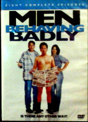 Men Behaving Badly (1996) 8 Episodes Rob Schneider Ron Eldard Justine Bateman