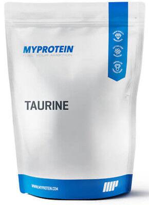 Taurine Powder 100% Von Myprotein 2.2lbs Pouch Powder My Protein Taurine Booster 100% Whey Protein Booster