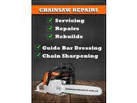Stihl Chansaw Servicing, from non starters to full rebuilds and everything in between!
