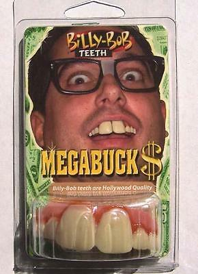 FAKE MEGA BUCK TEETH #954 large bucked tooth costume prop new funny weird new