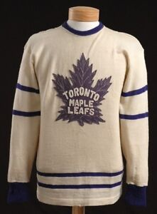 Toronto Maple Leaf Game Used / Worn Jerseys (Looking For)
