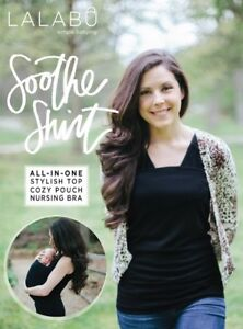 Lalabu Soothe Shirt & Baby Carrier