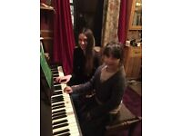 Piano lessons competitive rates