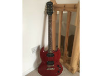 Gibson Epiphone SG Cherry Red Special - Electric guitar - Great Condition