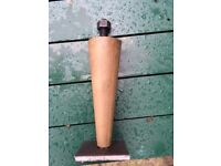 HOLDING DOWN BOLTS M20 x 300mm / WAX CONE / SQ WASHER