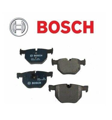For BMW E70 X5 E71 X6 Rear Disc Brake Pad Set QuietCast BOSCH BP 1042