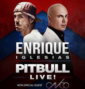Enrique Iglesias & Pitbull Tour - Toronto