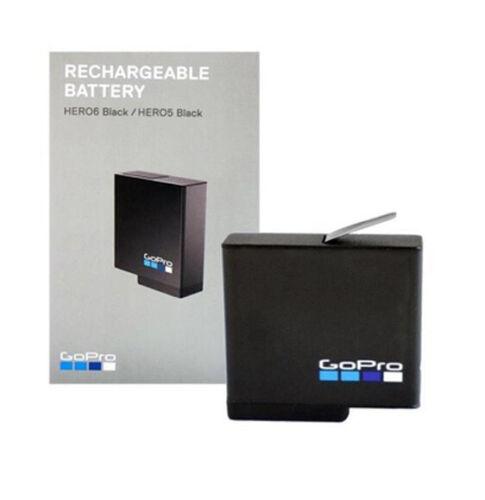 Genuine GoPro Hero 6/7/8 Black Action 4K Camera Rechargeable Battery AABAT-001