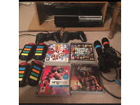 80GB PS3, 4 games, 2 controllers and more