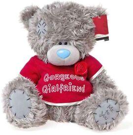 Me To You Bear Gorgeous Girlfriend