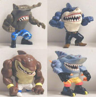 90's Street Sharks Action Figures