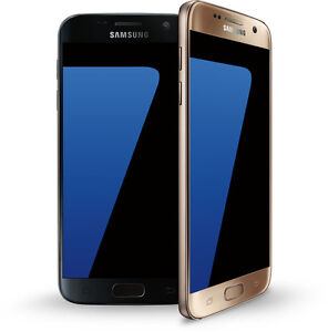 NEW SAMSUNG S7 BLACK/SILVER COLOUR AND 12 MONTHS OF WARRANTY