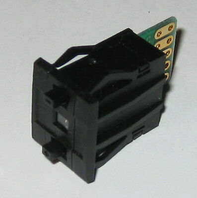 Eeco Bcd Switch - 1 Pole - 8 Position Bcd Stackable Switch - 0-7 - Snap-in Panel