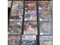 Playstation One Game Collection