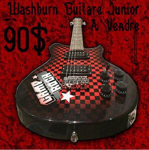 Guitare Junior Wasburn A Vendre