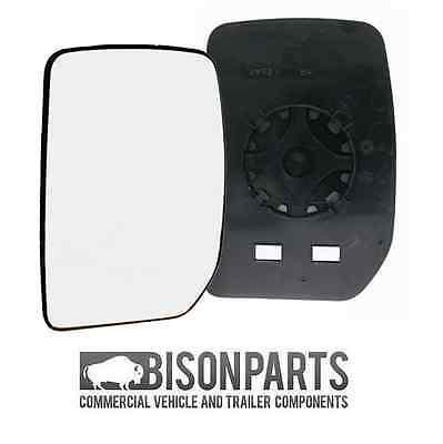 Car Parts - *FITS MANUAL WING MIRROR GLASS FORD TRANSIT MK6 MK7 2000-2013 PASSENGER UT6713L