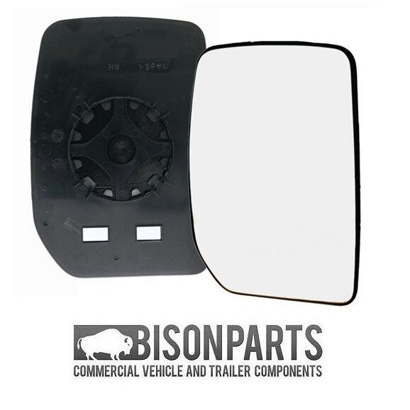 Car Parts - *FITS FORD TRANSIT MK6 & MK7 DOOR WING MIRROR GLASS DRIVERS SIDE RIGHT UT6713R