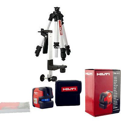 New-hilti 2047044 Line Laser Pm 2-l Line Laser Kit Measuring Systems