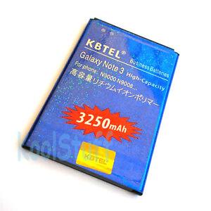 KBTEL B800BE 3250mAh Battery Samsung Galaxy Note III N9000 N9005