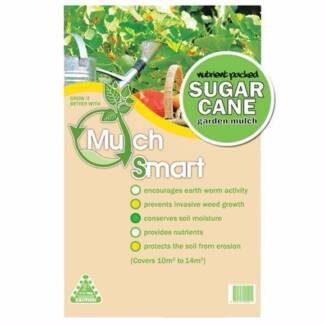 Pea Straw, Sugar Cane Mulch Bargo Critter Bits