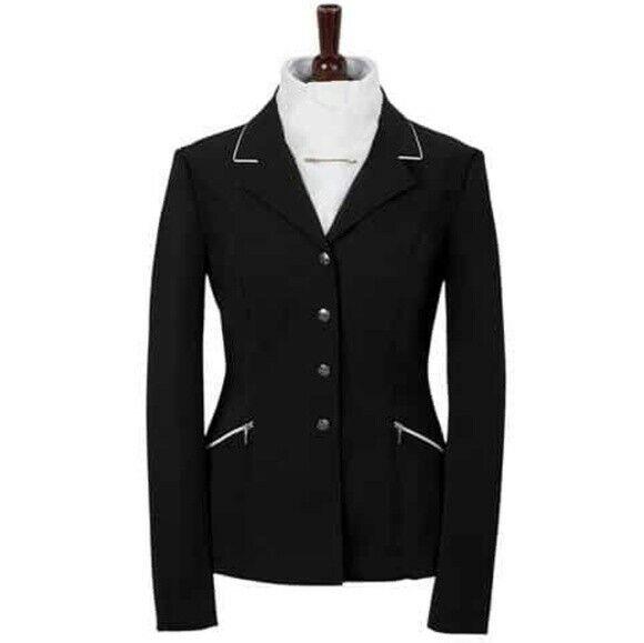 Fits Zephyr Mesh Black Show Coat S/M