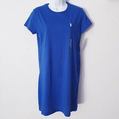 Polo Ralph Lauren Womens T shirt Dress Pony LOGO