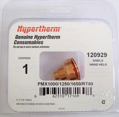 Hypertherm Genuine Powermax 100012501650 Shield 40-80a 120929