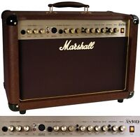 """Marshall AS 50D Acoustic Amp """" NEW"""""""