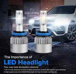 LED Headlights High Power Kits
