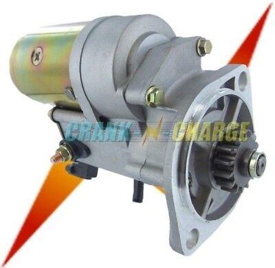 Starter John Deere Tractor 1070 4005 4500 4510 4600 4610 4700 4710 990 Yanmar