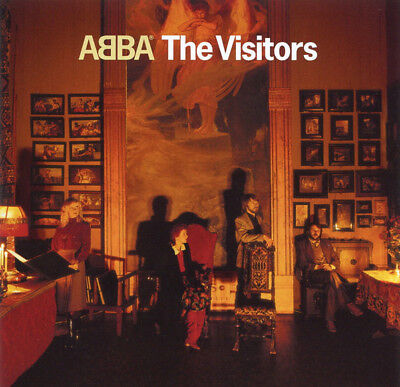 ABBA - The Visitors 2012 Japan Super High Material CD with OBI Strip UICY 25290