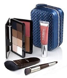 Trish McEvoy Voyager 7 Limited Edition Makeup Gift Set Makeup Planner New/Boxed