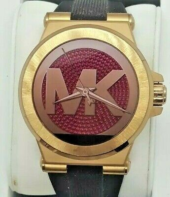 Michael Kors Access Touchscreen Rose Dylan Smartwatch MKT5010 Free Shipping!