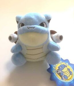 JAPAN Pokemon Center 2013 BLASTOISE Plush Pokedoll Plushie
