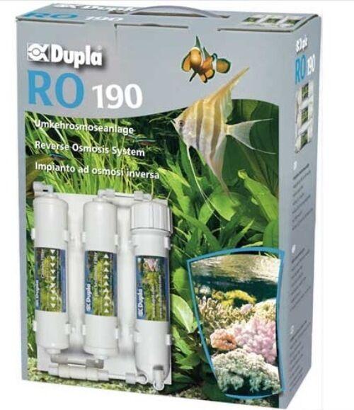 Dupla Osmoseanlage RO 190 Umkehrosmoseanlage Aquarium Meer- und Süßwasser