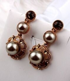 High-end long earrings mixed batch jewelry fashion eardrop