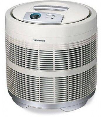 Air Purifier Odor Eliminator White True HEPA 3 Settings 390 Sq Ft Honeywell