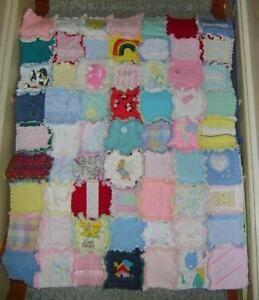 "Custom Made - ""Memory Quilts"" ~ Made by my Sister Jan Stratford Kitchener Area image 10"
