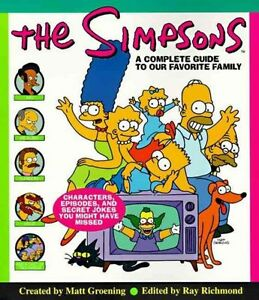 The Simpsons episode guides Kitchener / Waterloo Kitchener Area image 1