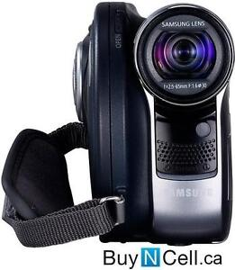 LIKE NEW SAMSUNG SC-DC173 DIGITAL CAMCORDER CAMERA -RETAIL: $129