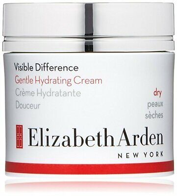 Elizabeth Arden Visible Difference Gentle Hydrating Cream Dry Skin 1.7Oz/50ml