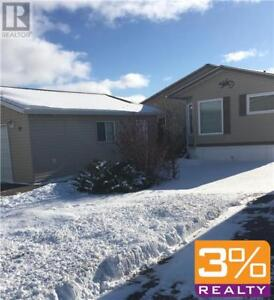 D25//Brandon/ modular home with a double garage ~ by 3% Realty