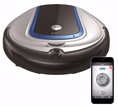 Hoover BH70700 NEW Quest 700 Bluetooth Enabled Robot Vacuum Cleaner US Seller