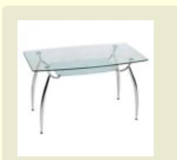 Glass dining table Randwick Eastern Suburbs Preview